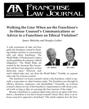California Franchise Law