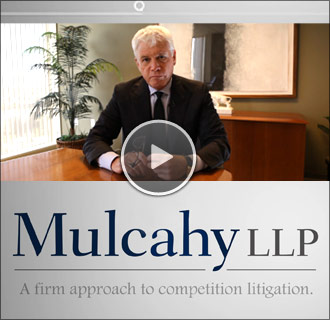 Jim Mulcahy - Vertical Resale Price Maintenance